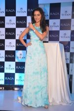Shraddha Kapoor launches the exquisite Raga Pearls collection of watches in Mumbai on 7th Oct 2013 (17).JPG
