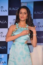 Shraddha Kapoor launches the exquisite Raga Pearls collection of watches in Mumbai on 7th Oct 2013 (19).JPG