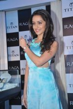 Shraddha Kapoor launches the exquisite Raga Pearls collection of watches in Mumbai on 7th Oct 2013 (20).JPG