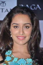 Shraddha Kapoor launches the exquisite Raga Pearls collection of watches in Mumbai on 7th Oct 2013 (30).JPG