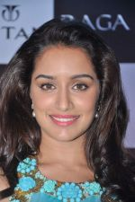 Shraddha Kapoor launches the exquisite Raga Pearls collection of watches in Mumbai on 7th Oct 2013 (31).JPG