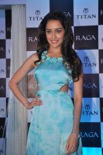Shraddha Kapoor launches the exquisite Raga Pearls collection of watches in Mumbai on 7th Oct 2013 (34).JPG