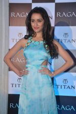 Shraddha Kapoor launches the exquisite Raga Pearls collection of watches in Mumbai on 7th Oct 2013 (49).JPG