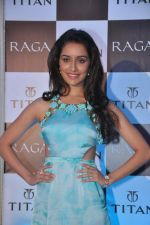 Shraddha Kapoor launches the exquisite Raga Pearls collection of watches in Mumbai on 7th Oct 2013 (51).JPG