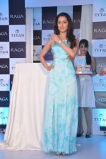 Shraddha Kapoor launches the exquisite Raga Pearls collection of watches in Mumbai on 7th Oct 2013 (6).JPG