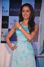 Shraddha Kapoor launches the exquisite Raga Pearls collection of watches in Mumbai on 7th Oct 2013 (7).JPG