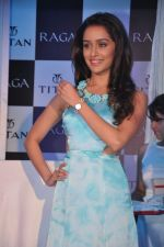 Shraddha Kapoor launches the exquisite Raga Pearls collection of watches in Mumbai on 7th Oct 2013 (8).JPG