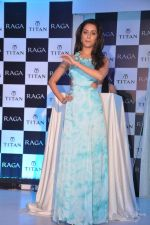 Shraddha Kapoor launches the exquisite Raga Pearls collection of watches in Mumbai on 7th Oct 2013 (9).JPG