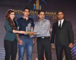 Soha Ali Khan, Vijender Singh launch India Realty Yearbook & Real Leaders at The premier Indian Realty Awards 2013 in New Delhi on 8th Oct 2013 (18).JPG