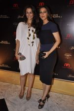 Sonali Bendre, Gayatri Joshi at Abu Jani_s The Golden Peacock show for Sahachari Foundation in Mumbai on 7th Oct 2013 (87).JPG