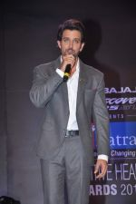 Hrithik Roshan at Dr Batra_s Positive awards in NCPA, Mumbai on 8th Oct 2013 (118).JPG