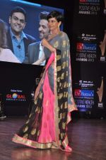 Mandira bedi at Dr Batra_s Positive awards in NCPA, Mumbai on 8th Oct 2013 (80).JPG