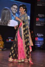 Mandira bedi at Dr Batra_s Positive awards in NCPA, Mumbai on 8th Oct 2013 (81).JPG