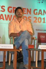 Shreyas Talpade at Times Green Ganesha event in YB, Mumbai on 8th Oct 2013 (17).JPG