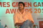 Shreyas Talpade at Times Green Ganesha event in YB, Mumbai on 8th Oct 2013 (18).JPG