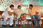 Shreyas Talpade at Times Green Ganesha event in YB, Mumbai on 8th Oct 2013 (22).JPG