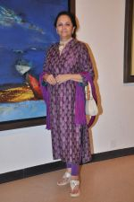 kalpana shah at Ravi Mandlik art exhibition in Jehangir Art Gallery on 8th Oct 2013.JPG