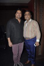 Kunal Ganjawala, Clinton Cerejo at Music Launch of Huff Its Too Much in Bandra, Mumbai on 9th Oct 2013 (51).JPG
