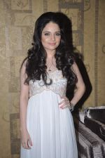 Armeena Rana Khan at Music Launch of Huff Its Too Much in Bandra, Mumbai on 9th Oct 2013 (30).JPG