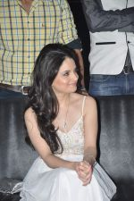 Armeena Rana Khan at Music Launch of Huff Its Too Much in Bandra, Mumbai on 9th Oct 2013 (41).JPG