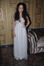 Armeena Rana Khan at Music Launch of Huff Its Too Much in Bandra, Mumbai on 9th Oct 2013 (31).JPG