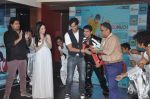 Armeena Rana Khan, Kunal Ganjawala, Clinton Cerejo, Salim Merchant at Music Launch of Huff Its Too Much in Bandra, Mumbai on 9th Oct 2013 (110).JPG