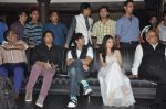 Armeena Rana Khan, Pushkar Jog, T P Aggarwal, Kunal Ganjawala, Clinton Cerejo, Salim merchant at Music Launch of Huff Its Too Much in Bandra, Mumbai on 9th Oct 2013 (130).JPG