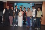 Armeena Rana Khan, Pushkar Jog, T P Aggarwal, Kunal Ganjawala, Clinton Cerejo, Salim merchant at Music Launch of Huff Its Too Much in Bandra, Mumbai on 9th Oct 2013 (134).JPG