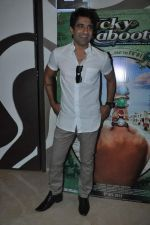 Eijaz Khan at the First look of the film Lucky Kabootar in Inorbit Mall, Malad, Mumbai on 9th Oct 2013 (18).JPG