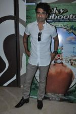 Eijaz Khan at the First look of the film Lucky Kabootar in Inorbit Mall, Malad, Mumbai on 9th Oct 2013 (19).JPG