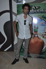 Eijaz Khan at the First look of the film Lucky Kabootar in Inorbit Mall, Malad, Mumbai on 9th Oct 2013 (23).JPG
