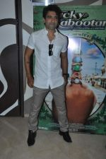 Eijaz Khan at the First look of the film Lucky Kabootar in Inorbit Mall, Malad, Mumbai on 9th Oct 2013 (27).JPG
