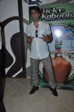 Eijaz Khan at the First look of the film Lucky Kabootar in Inorbit Mall, Malad, Mumbai on 9th Oct 2013 (33).JPG