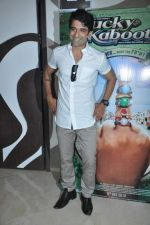 Eijaz Khan at the First look of the film Lucky Kabootar in Inorbit Mall, Malad, Mumbai on 9th Oct 2013 (35).JPG