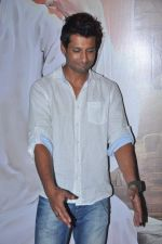 Indraneil Sengupta at the premiere of bengali Film in Cinemax, Mumbai on 9th Oct 2013 (121).JPG