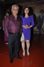 Kiran Sippy, Ramesh Sippy at the premiere of bengali Film in Cinemax, Mumbai on 9th Oct 2013 (190).JPG
