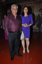 Kiran Sippy, Ramesh Sippy at the premiere of bengali Film in Cinemax, Mumbai on 9th Oct 2013 (96).JPG