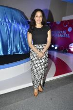 Masaba launches Nano Car designed by her in Mumbai on 9th Oct 2013 (10).JPG