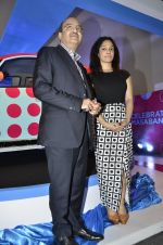 Masaba launches Nano Car designed by her in Mumbai on 9th Oct 2013 (19).JPG