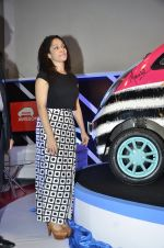 Masaba launches Nano Car designed by her in Mumbai on 9th Oct 2013 (22).JPG