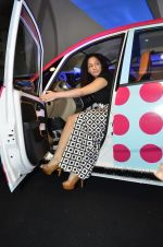 Masaba launches Nano Car designed by her in Mumbai on 9th Oct 2013 (29).JPG