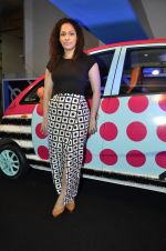 Masaba launches Nano Car designed by her in Mumbai on 9th Oct 2013 (30).JPG