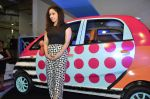 Masaba launches Nano Car designed by her in Mumbai on 9th Oct 2013 (31).JPG