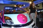 Masaba launches Nano Car designed by her in Mumbai on 9th Oct 2013 (37).JPG