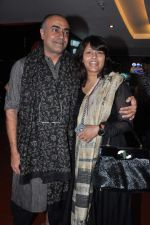 Pallavi Joshi, Rajit Kapur at the premiere of bengali Film in Cinemax, Mumbai on 9th Oct 2013 (125).JPG