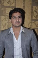 Pushkar Jog at Music Launch of Huff Its Too Much in Bandra, Mumbai on 9th Oct 2013 (14).JPG