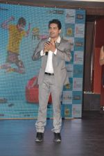 Pushkar Jog at Music Launch of Huff Its Too Much in Bandra, Mumbai on 9th Oct 2013 (78).JPG