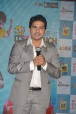 Pushkar Jog at Music Launch of Huff Its Too Much in Bandra, Mumbai on 9th Oct 2013 (80).JPG