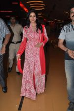 Sridevi at the premiere of bengali Film in Cinemax, Mumbai on 9th Oct 2013 (108).JPG