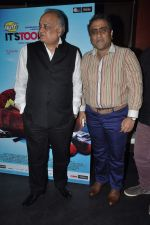 T P Aggarwal, Kunal Ganjawala at Music Launch of Huff Its Too Much in Bandra, Mumbai on 9th Oct 2013 (46).JPG